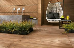 Elle Decor | IN & OUT Surfaces | Porcelain tiles made in Italy |