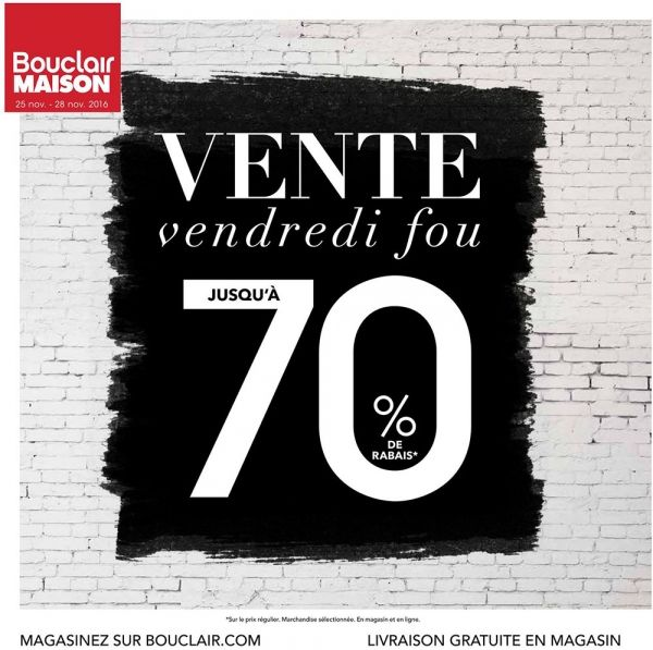 23 best promotions black friday vendredi fou images on for Domon circulaire