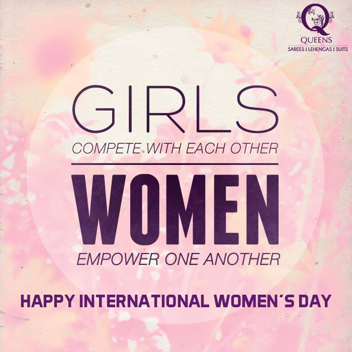 You've got everything to take the world in your stride. Happy Women's Day ‪#‎QueensEmporium‬ ‪#‎HappyWomensDay‬