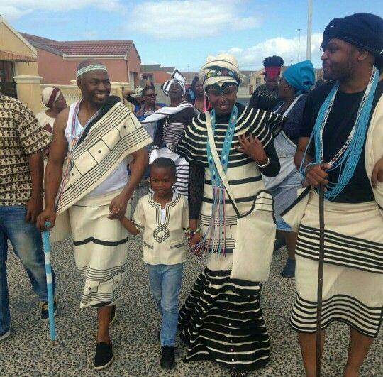 #Xhosabride #isintusakwaXhosa