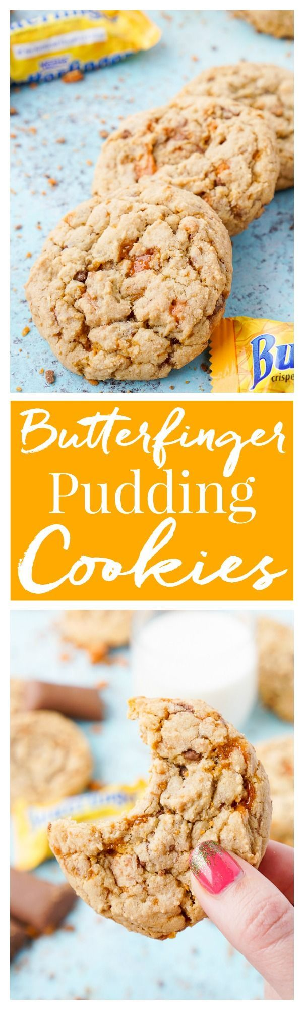 Candy bar cookies recipes