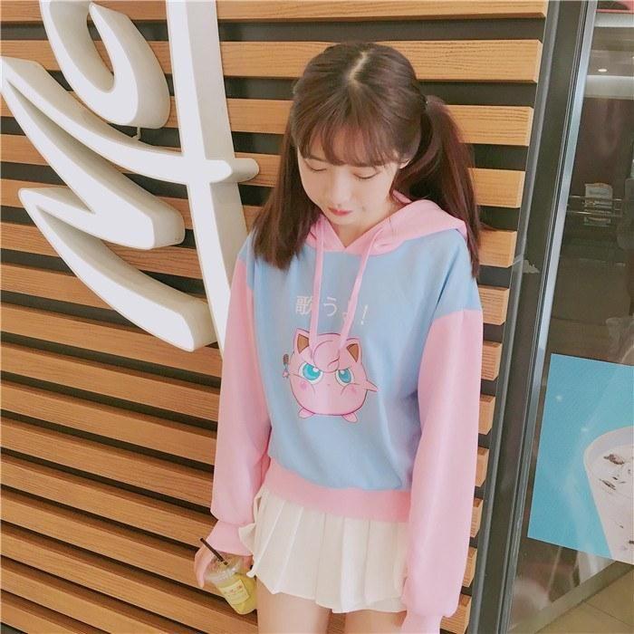 Pokemon Jigglypuff sweater SD01197