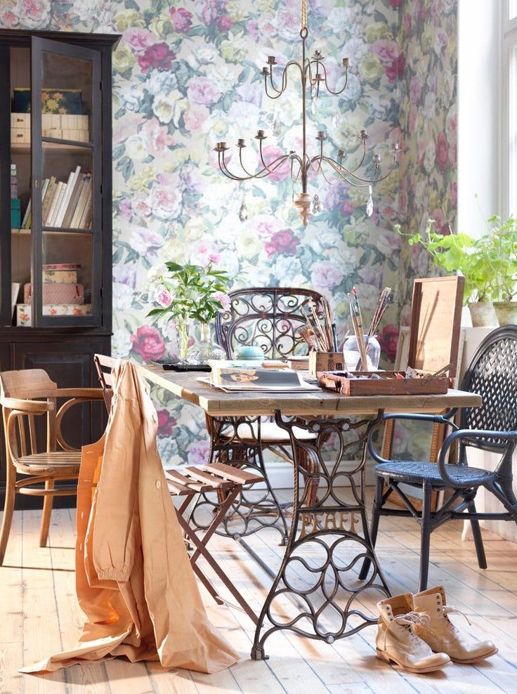 Bohemian Style Dining Rooms: 25+ Best Ideas About Mismatched Chairs On Pinterest