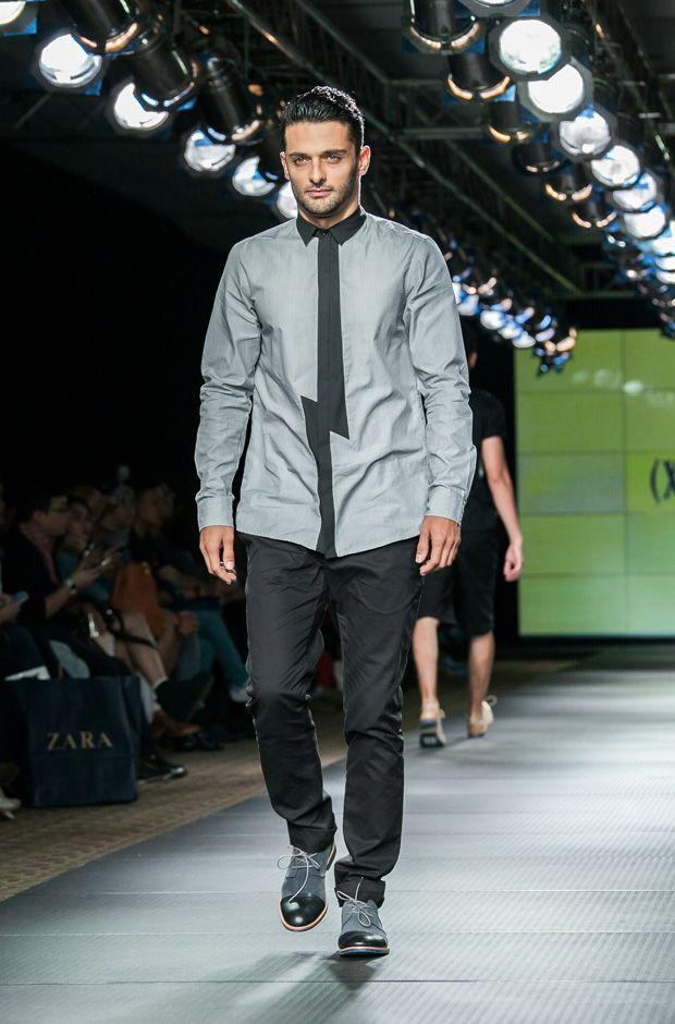 Plaza Indonesia Men's Fashion Week # (X).S.M.L 1