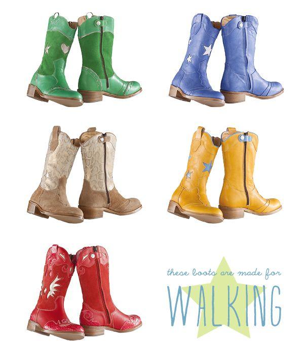 de mooiste kinderlaarzen van dit moment. Boeties, cowboy, western boots for girls and mamas. Coloured boots for kids www.boeties.nl