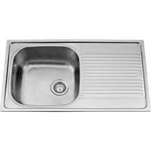 Carysil Single Bowl Sinks Vogue-34* 20* 8