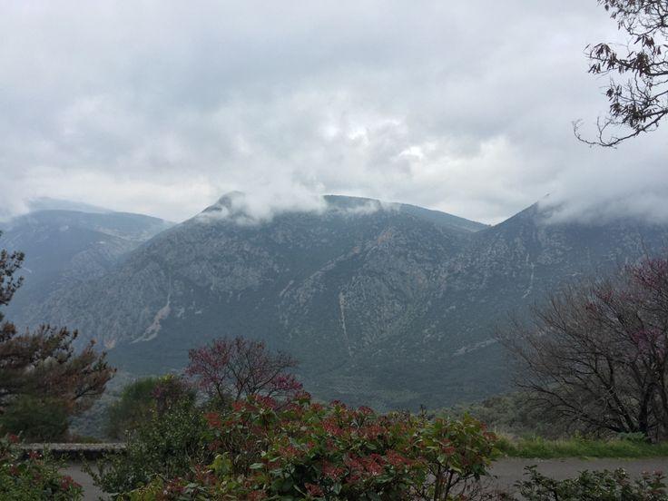 Greece Trip 2016 Part 2: Olympia, Delphi & Athens – Nerdy and Wordy