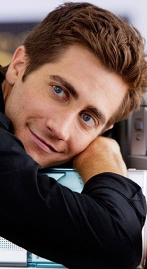 Jake Gyllenhaal lovely smile