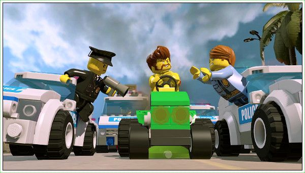 News: The Remastered LEGO City Undercover Has Been Announced - Here's The Trailer And More Details #games #lego