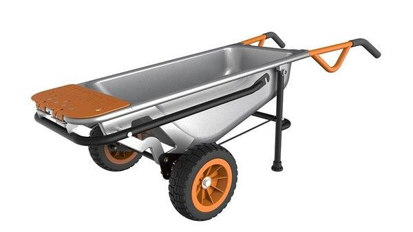 Best Wheelbarrows reviewed on durability, price, style and performance. We have tested the different wheelbarrow parts like the tires, handles, and wheels.