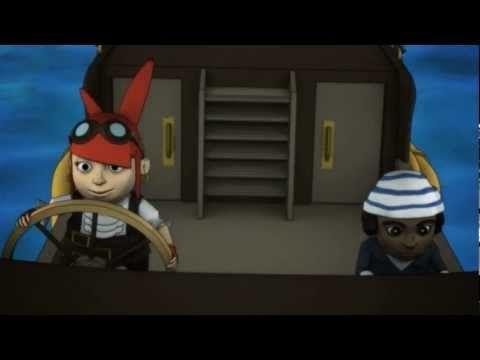 Captain Kara Kapitel 1 - YouTube