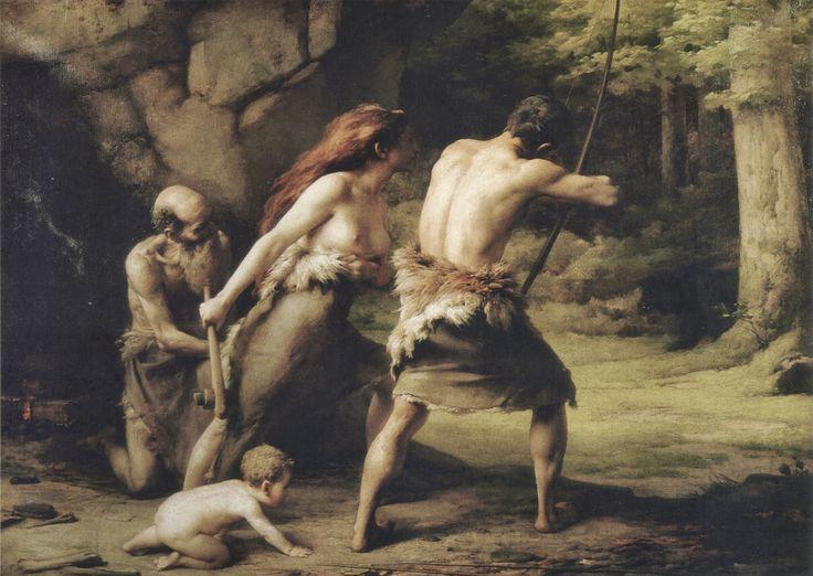 Προϊστορικό κυνήγι