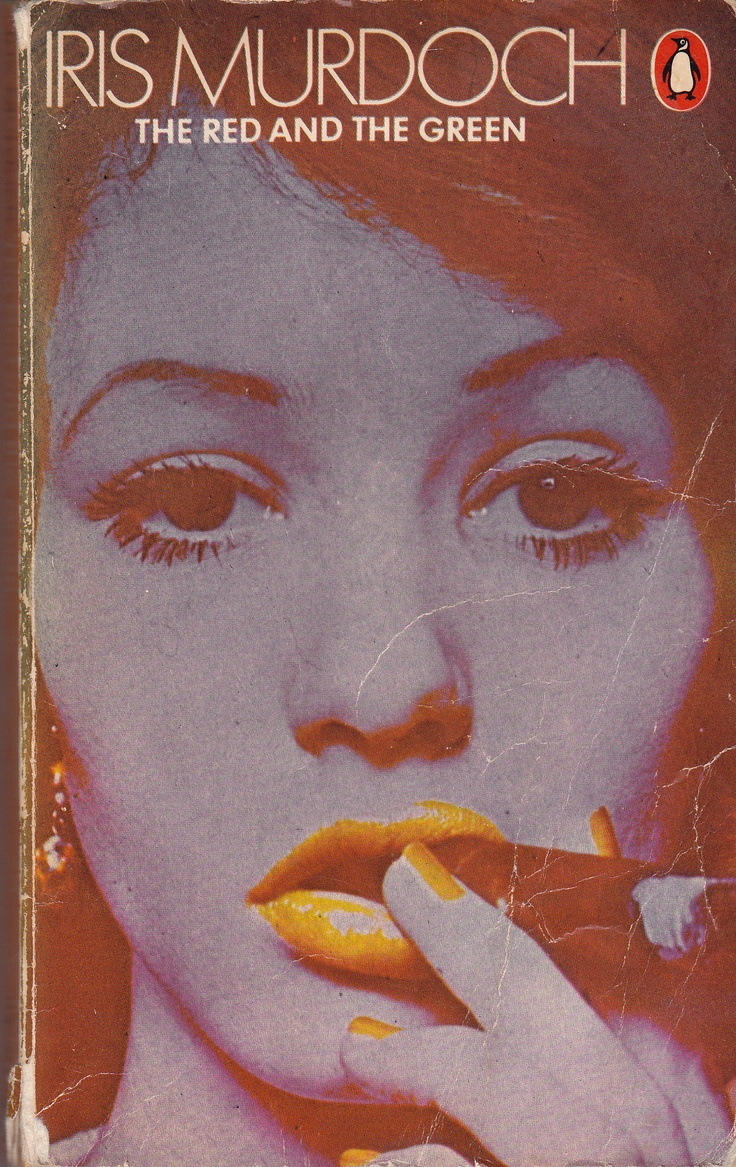 The Red & The Green by Iris Murdoch 1965