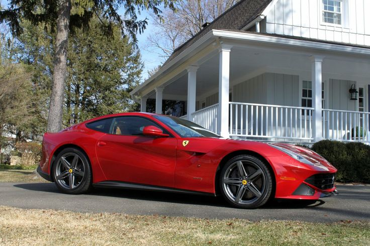 Here's What It's Like To Live With The $316,000 Ferrari F12berlinetta  Read more: http://www.businessinsider.com/life-with-the-316k-ferrari-f12berlinetta-2014-3?op=1#ixzz2xcgRhrXN