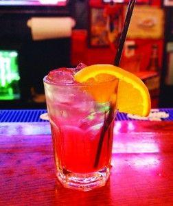 Ryan's Pink Lemonade - Three Olives Loopy Vodka, 3/4 ounces peach ...