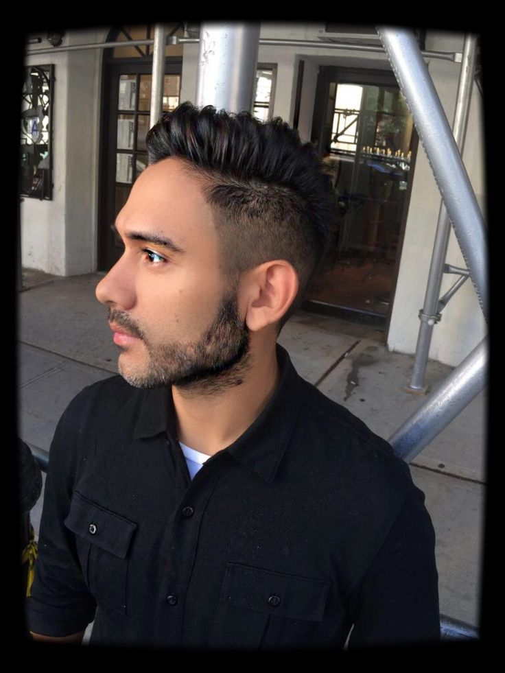jorge vidal nyc hair cut style by gerardo dominguez
