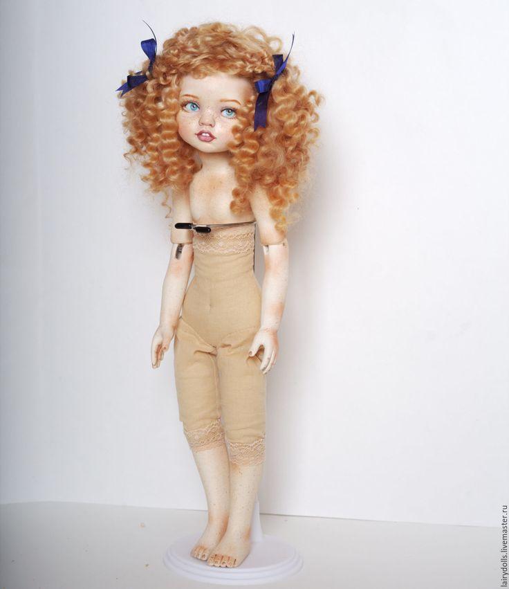 куклы из полимерной глины мастер класс фото которые помимо массы