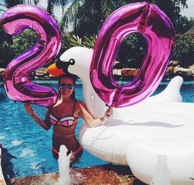 Best 25+ Happy 20th Birthday Ideas On Pinterest