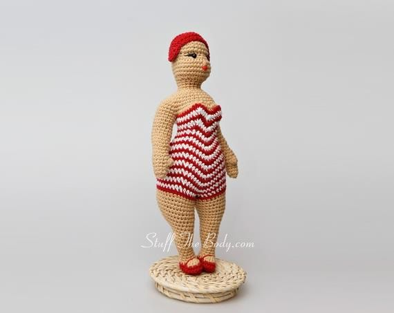 Amigurumi Doll Body : 17 Best images about crcohet doll body on Pinterest ...