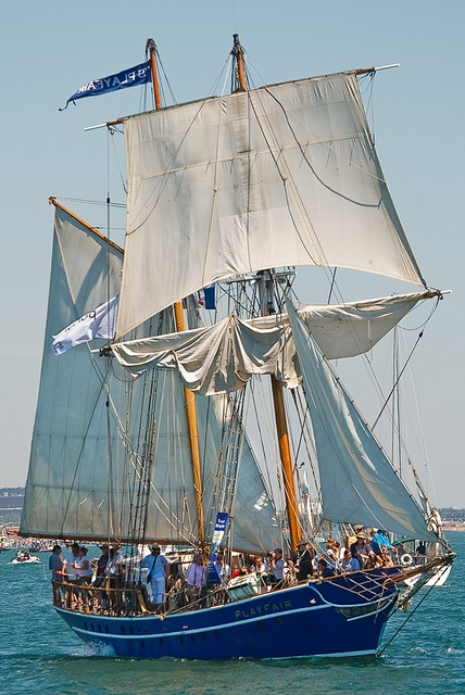 Tall ships - Toronto harbour