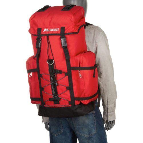 Everest Hiking Pack http://ultimatebackpacksguide.com/everest-hiking-pack/