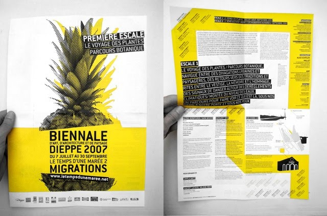 Sehr PAUL BERTIER | DESIGN: STAGE CHEZ AWP | Posters + Flyers  KJ03