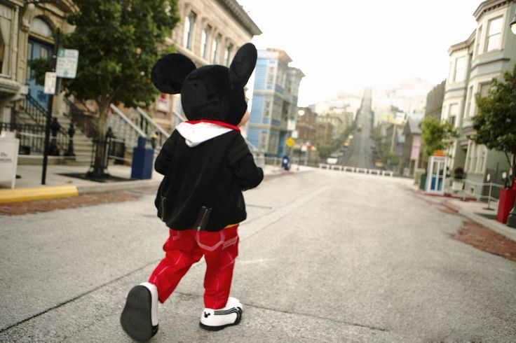 Morning Inspection by the Head Cheese.  http://di.sn/s0L    #MickeyMouse #DisneysHollywoodStudios