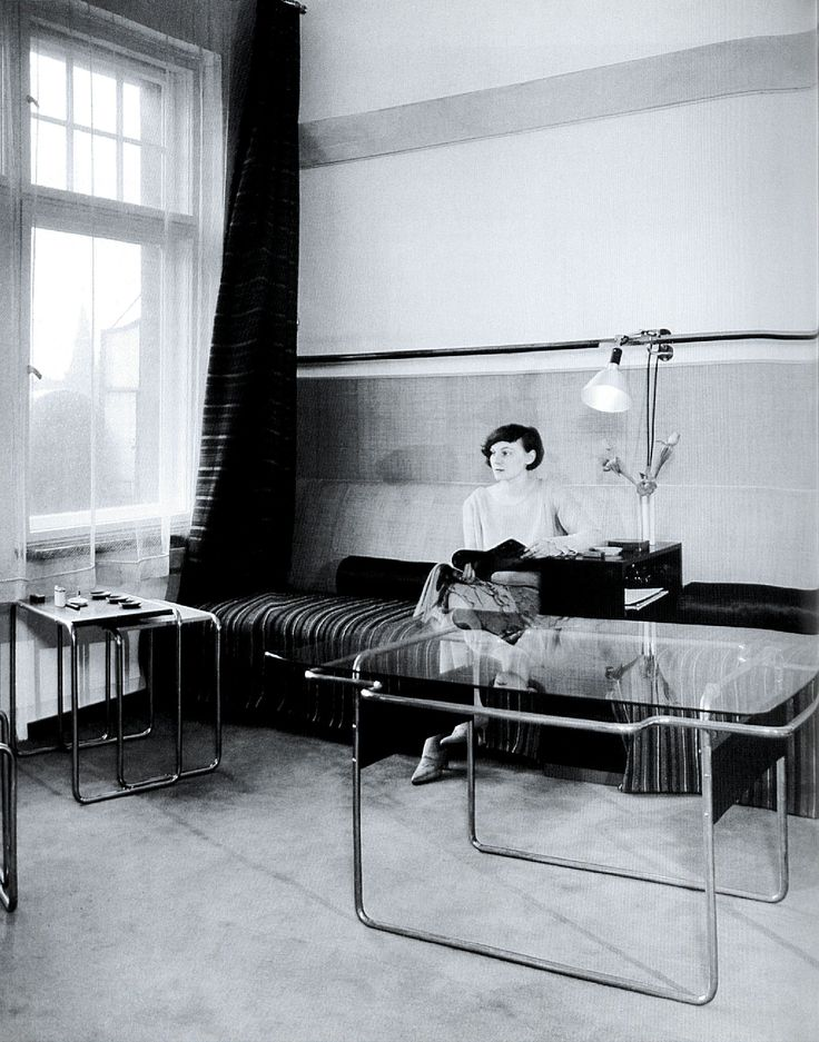 1926 The Hildegard And Erwin Piscator Apartment Berlin