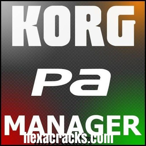 korg pa manager serial number