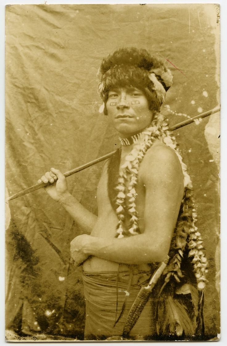 Indígena shuar de Morona Santiago