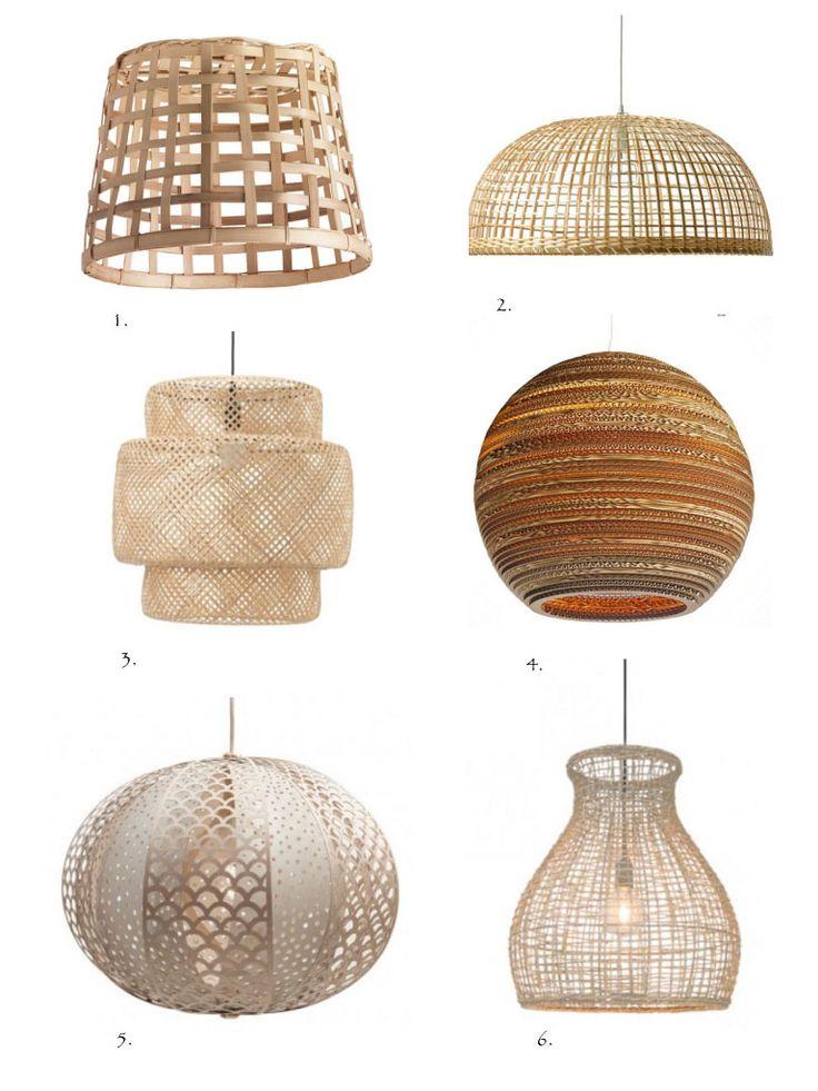Rottinglampor är en het trend inom bohemisk inredning just nu. På Bohemianhome.se får du se tips om köpställen och fina inspirationsbilder.