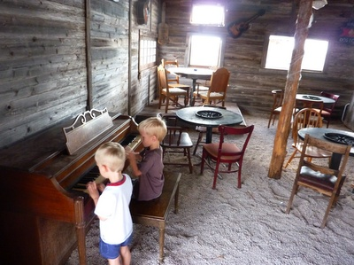 Day Trip - J. Lorraine Ghost Town in Manor, Texas. #daytrips #Manor #Texas #ATX #travel #abandoned #ghost #town #saloon #piano