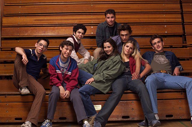 Wish this show was still around. Back when Seth Rogan, James Franco and the gang weren't cool.