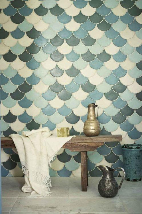Texturas e cores que você mesmo pode fazer na sua casa. #DIY
