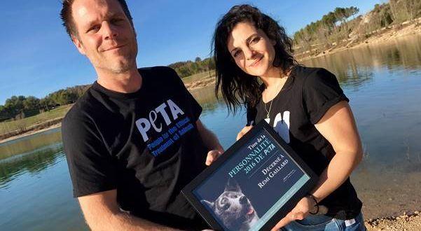 Rémi Gaillard nommé « personnalité de l'année 2016 » par PETA – Vegactu