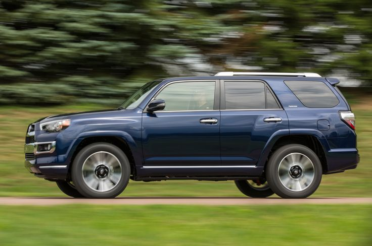 2015 Toyota 4Runner Limited release