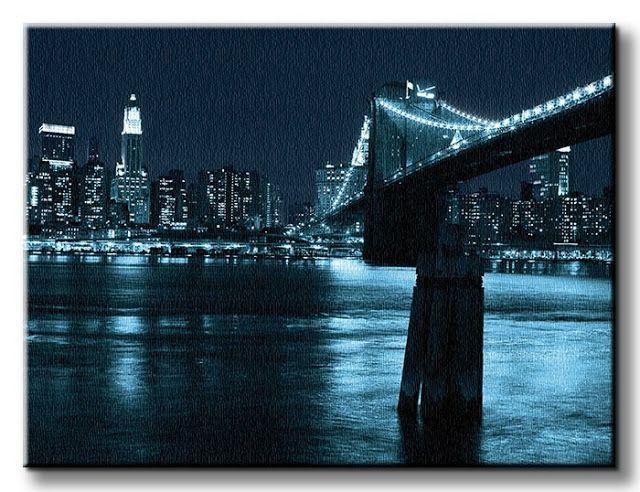 Vászonképek: Irány New York!