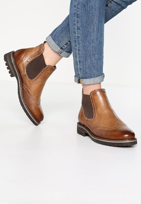 tamaris stiefelette isabella silber, Tamaris ankle boot navy