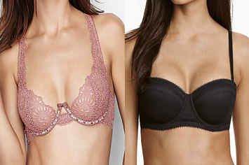 Can You Spot The Most Expensive Bra?