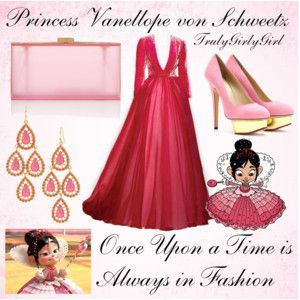 Disney Style: Princess Vanellope von Schweetz