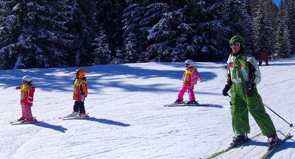lyžovanie deti - Hľadať Googlom