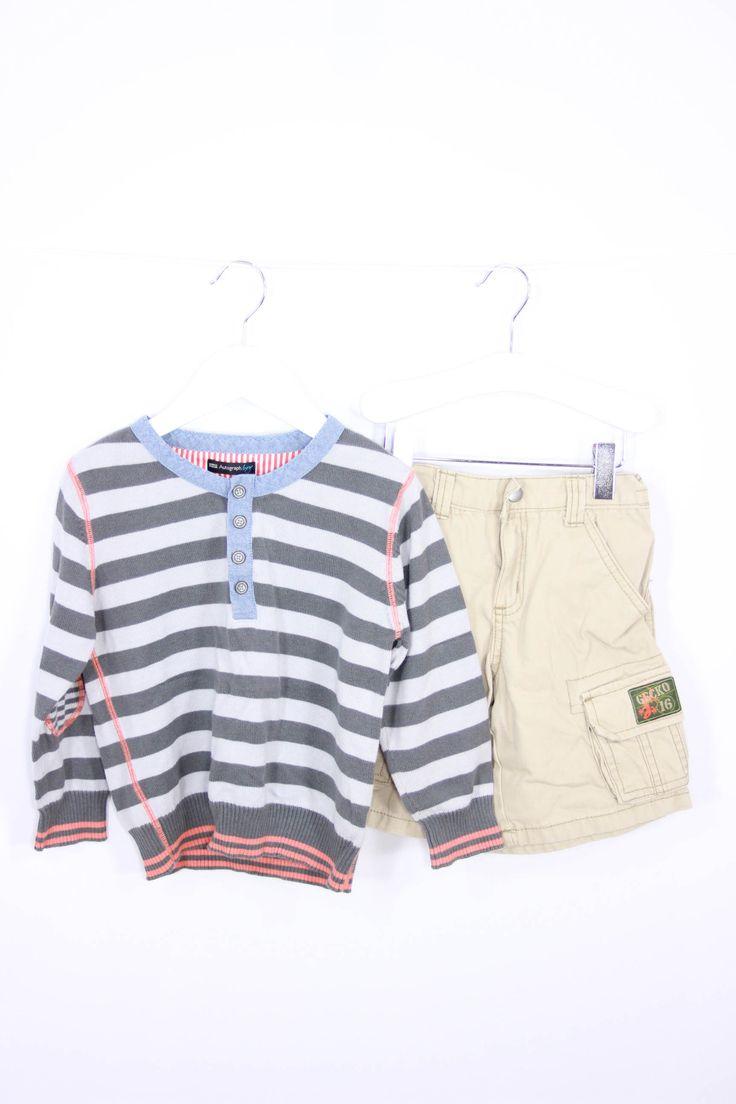 Marks & Spencer Size 4 Sweater/Shorts Set