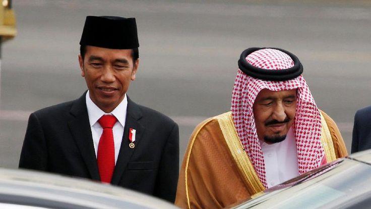 Raja Salman Datangi Indonesia, Presiden Jokowi Jadi Sopir? https://malangtoday.net/wp-content/uploads/2017/03/Raja-Salman-Jokowi.jpg MALANGTODAY.NET– Tepat pukul 12.31 WIB, Rabu (01/3), pesawat yang ditumpangi Raja Arab Saudi Salman Bin Abdul Aziz Al-Saud telah mendarat di Bandara Halim Perdanakusuma, Jakarta. Kedatangan Raja Salman di bandara langsung disambut oleh Presiden Joko Widodo (Jokowi) beserta pejabat lainya... https://malangtoday.net/flash/nasional/raja-sal