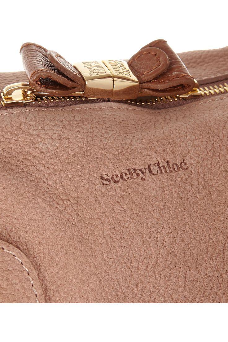 chloe look alike handbags - See by Chlo�� | Kay leather-trimmed suede tote | | ? bags ...