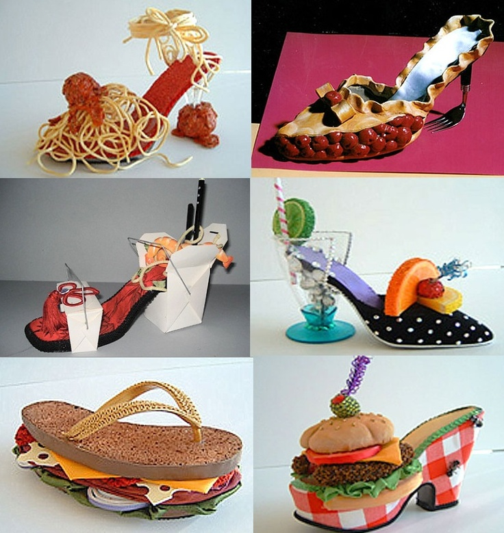 Great..now I'm hungry..  By the way designs are by Robert Tabor...