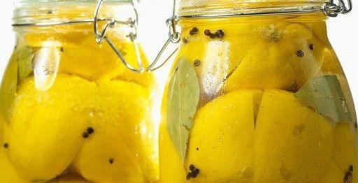 Nakladané citróny