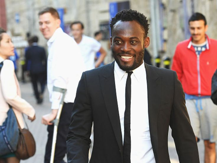 Dodgy statue of ex-Chelsea player Michael Essien joins long list of bad likenesses