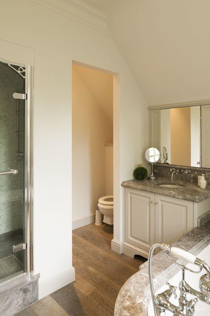 landelijke badkamermeubel - Taps & Baths