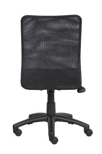 Office Chairs Without Wheels And Arms Arozzi Gaming Chair Boss Products B6105 Budget Mesh Task In Black Officechair