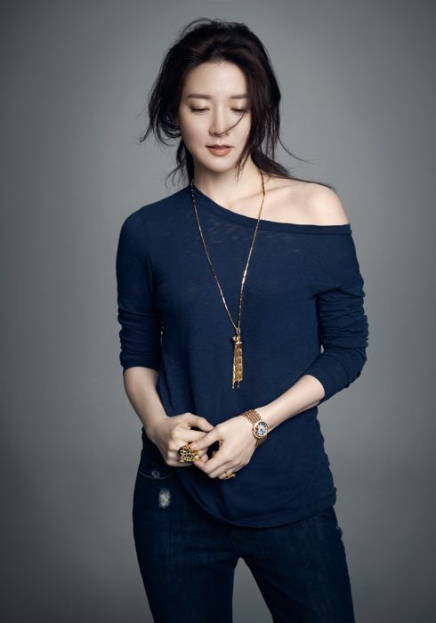 2014.07, Style Chosun, Lee Young Ae